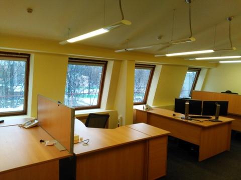 Аренда офис г. Москва, м. вднх, ул. Бажова, 18 - Фото 2