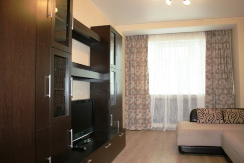 Квартира 64 кв.м. в ЖК Богородский, с евроремонтом, более 3х лет, . - Фото 5