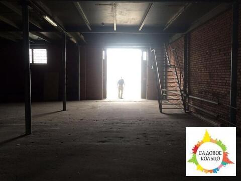 Под теплый склад, пол бетон, выс. потолка: 6-7 м, теплый, подсоб. поме - Фото 3