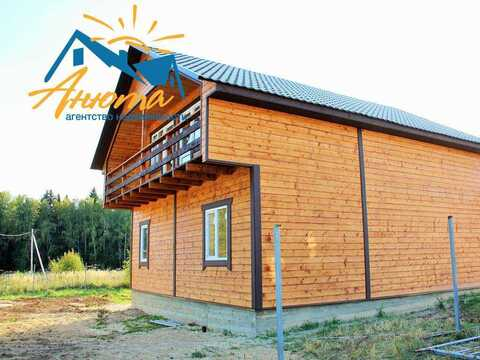 Новый жилой дом со всеми коммуникациями в живописной деревне рядом с п - Фото 4