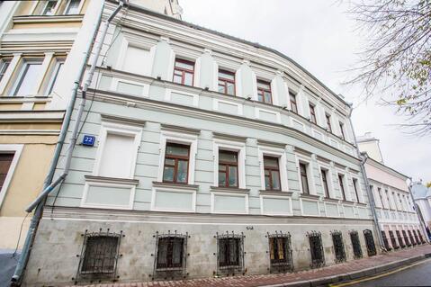 Помещение под Офис в особнике на Новокузнецкой - Фото 2