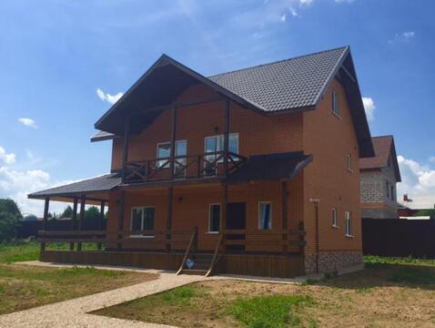 Чудесный дом 260 кв.м д. Углешня Чеховский р-н, 40 км от МКАД - Фото 3