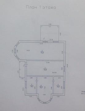 Продается 2-х этажный коттедж 367 кв м на 12 сот в пос Володарский - Фото 5