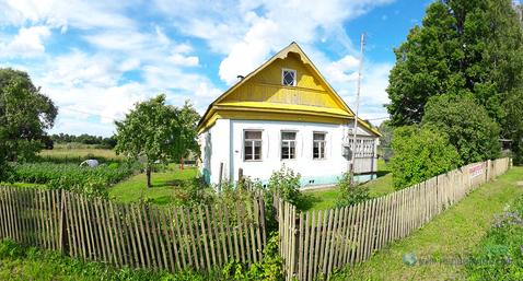 Газифицированная часть дома с участком 10 сот. в д. Чертаново МО - Фото 1