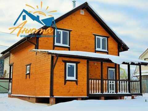Новый зимний дом в черте Балабаново Боровского района. - Фото 1