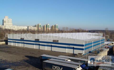 Аренда склада пл. 1800 м2 м. Аннино в складском комплексе в Чертаново . - Фото 1