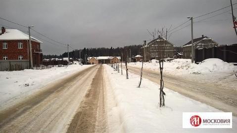 Лесной участок 8,18 соток, Новая Москва, Калужское/Варшавское шоссе - Фото 3