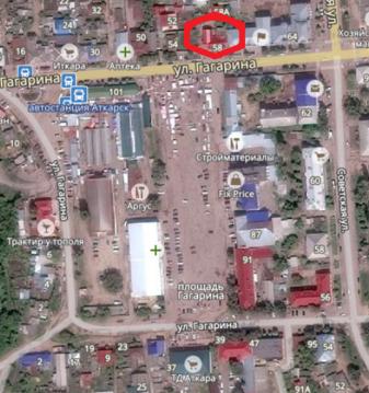 Высокодоходный бизнес в проходном месте в центре Аткарска - Фото 2