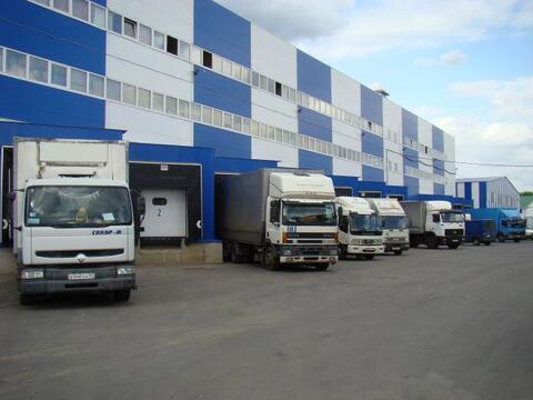 Новый складской комплекс 9900 кв.м. - Фото 1