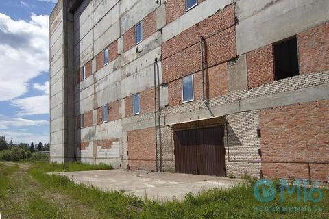 Производственное здание 5500 м на участке 3.5 га - Фото 4