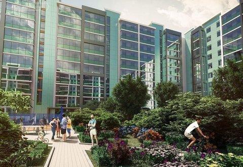 Жилой комплекс ART City Николая ершова 4 двухкомнатная квартира - Фото 3