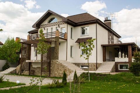 Элитный коттедж в Крекшино - Фото 1
