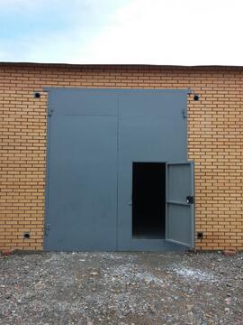 Сдам новый большой капитальный гараж размерами 5х12м, высота ворот 3,5 - Фото 2