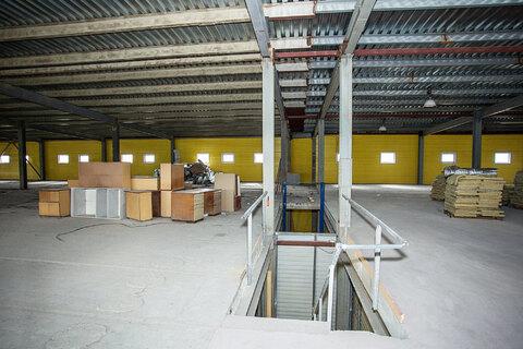 Сдам производственно складское помещение - Фото 3