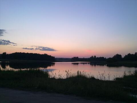 Продаю участок 12 соток в д. Константиново, 100 м до озера. - Фото 1