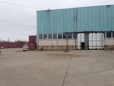 Сдам складское помещение 1400 кв.м, м. Ленинский проспект - Фото 1