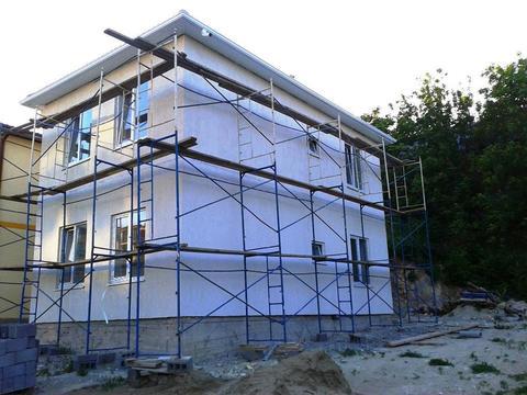 Новый добротный дом 110 кв.м. в Цемдолине Новороссийск - Фото 2