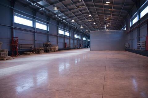 Теплый склад в аренду или на ответхранение Новосвердловской тэц 1500м - Фото 2