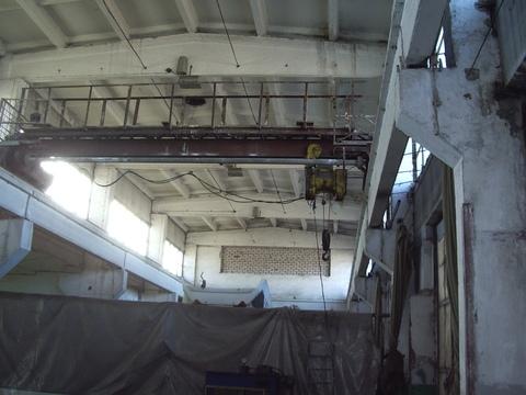 Сдаётся помещение с кран-балкой 310 м2 - Фото 5
