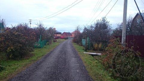 Участок 6,3 сот. в газифицированном СНТ Сертякино, Климовск, Подольск. - Фото 5
