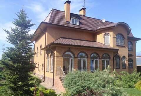 Продается: дом 432 м2 на участке 20 сот, охрана - Фото 2