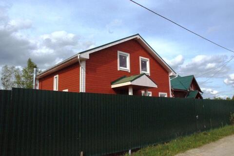 Новый дом в СНТ для круглогодичного отдыха - Фото 1