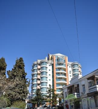 Двухуровневые апартаменты в элитном доме в центре Ялты - Фото 2
