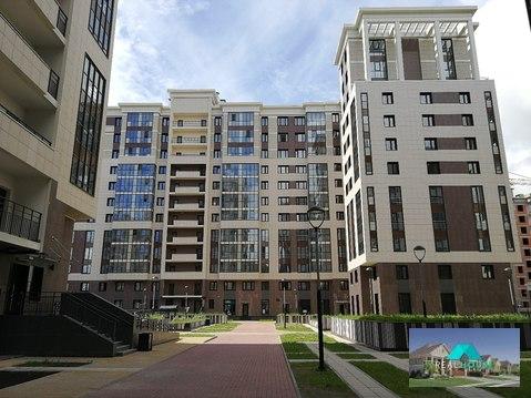 Продается 3-х комнатная квартира в новом жилом комплексе - Фото 1