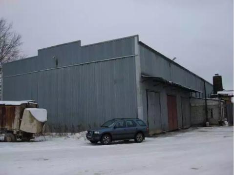 Производственная база 1304 кв.м. - Фото 4