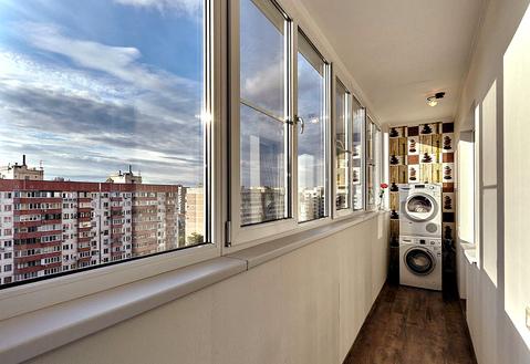 2 к.кв, 80м2, 10 этаж, ремонт, мебель - Фото 2