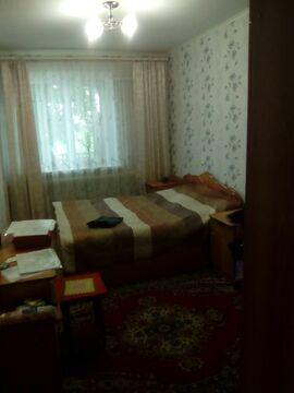 Продам трехкомнатную квартиру в красном Яре - Фото 1