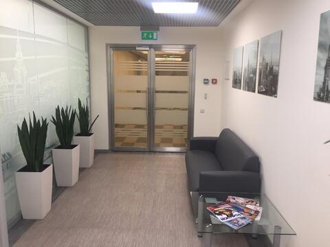 Офис в аренду 34 кв.м. на 10 этаже комплекса Москва Сити - Фото 1