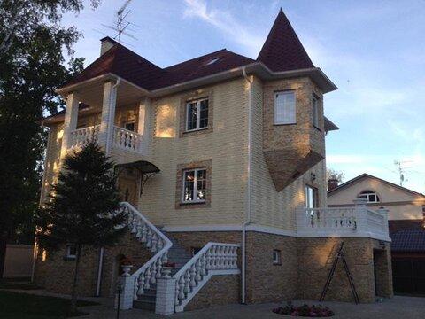 Коттедж в г. Мытищинском районе - Фото 1