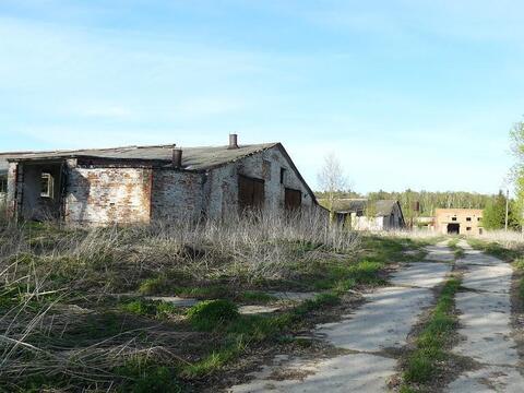 Страхово село животноводческий комплекс на участке 8 гектар - Фото 1