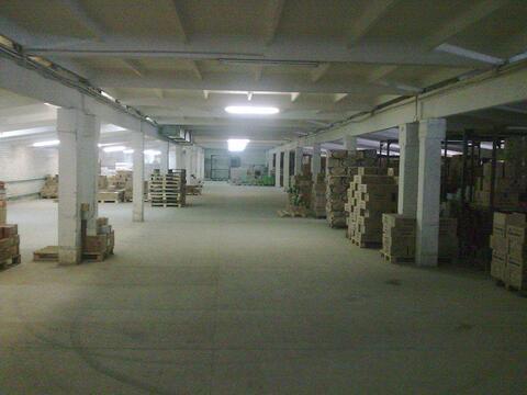 Складской комплекс с з/у, 1673.7 кв.м. - Фото 3