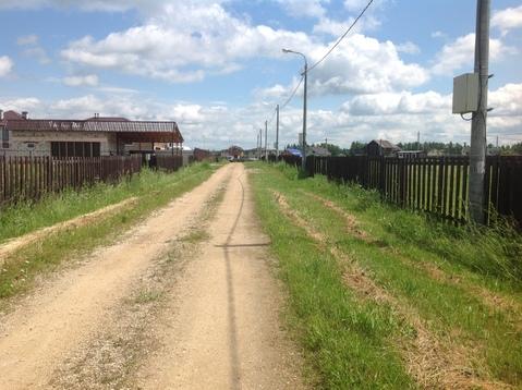 Участок в поселке Сосновый Аромат - Фото 1