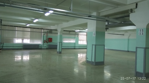 Производственно - складское помещение ул. Новоселов 49, 500м2, 1эт - Фото 2