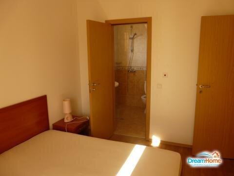 Светлая и просторная двухкомнатная квартира у моря в Болгарии, Солнечн - Фото 3
