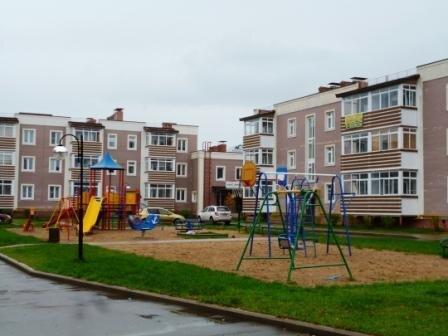 Двухкомнатная квартира ЖК Зеленый квартал - Фото 1