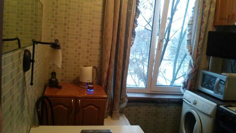 Сдам 1-комнатную квартиру на Кантемировской - Фото 5
