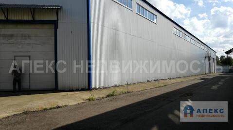 Аренда помещения пл. 2880 м2 под производство, склад, , офис и склад . - Фото 4