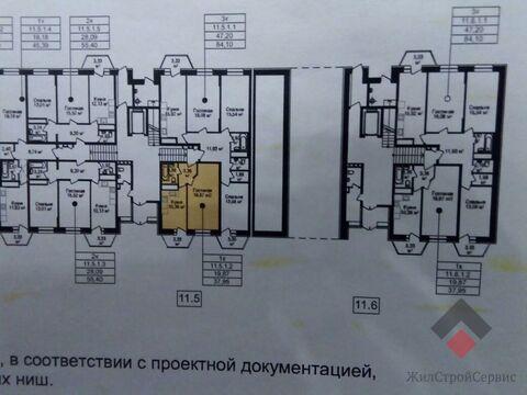 Продам 1-к квартиру, Апрелевка г, Жасминовая улица 5 - Фото 2