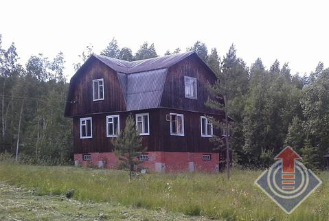 Дача 154,5 м2 на участке 9,75 соток в СНТ Руть у д. Кобяково - Фото 2