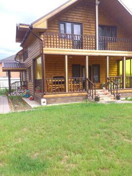 Дом для круглогодичного проживания в д.Таширово - Фото 1