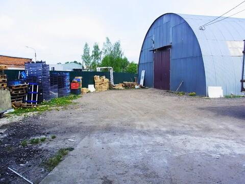 Ангар в аренду в г.Наро-Фоминске - Фото 2