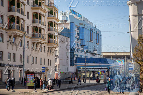 Сдам офис 155 кв.м, бизнес-центр класса A «Олимпик Плаза» - Фото 3