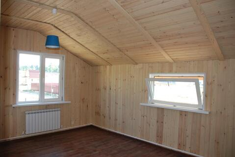 Продам дом из бруса 108 кв.м (Клин-Солнечногорск) - Фото 3