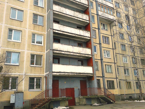 Трехкомнатная квартира на пр.Энгельса - Фото 2