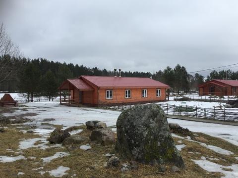 Продажа базы отдыха в Приозерском районе, Ленинградской области - Фото 1
