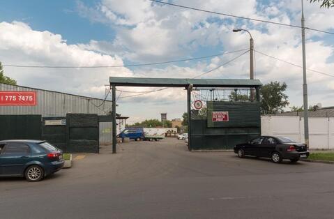 Производственно-складской комплекс 14400 м2 у метро Авиамоторная - Фото 1